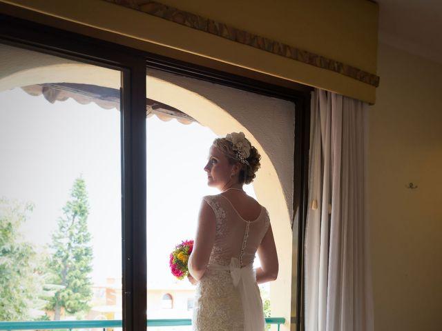 O casamento de José e Gail em Caniço, Madeira 24