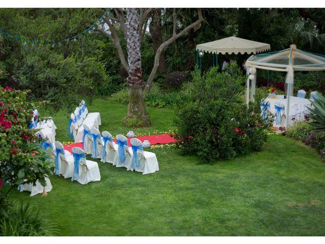 O casamento de José e Gail em Caniço, Madeira 26