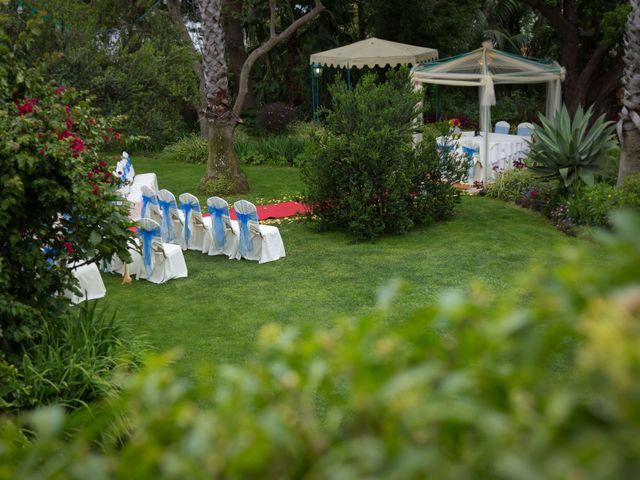 O casamento de José e Gail em Caniço, Madeira 27