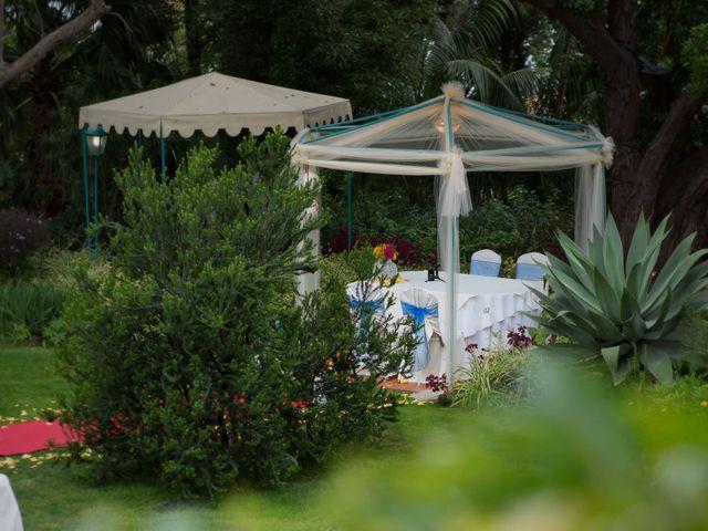 O casamento de José e Gail em Caniço, Madeira 28