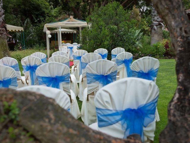 O casamento de José e Gail em Caniço, Madeira 29