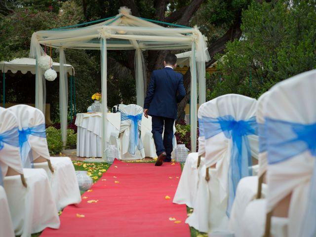 O casamento de José e Gail em Caniço, Madeira 30