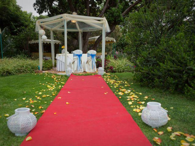O casamento de José e Gail em Caniço, Madeira 32