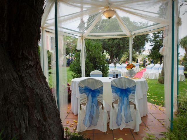 O casamento de José e Gail em Caniço, Madeira 37
