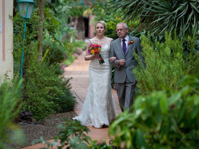 O casamento de José e Gail em Caniço, Madeira 38