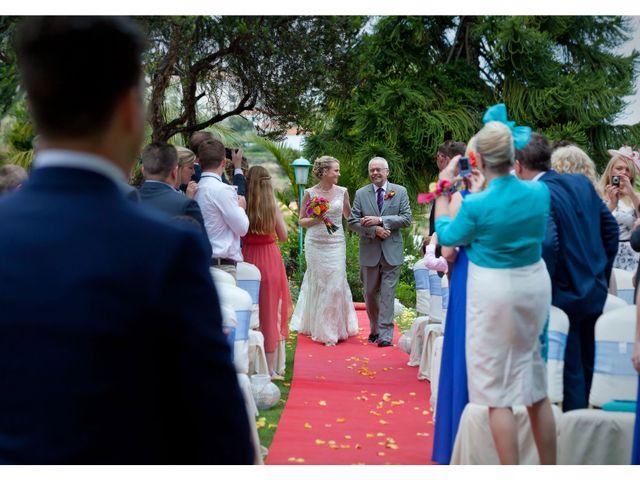 O casamento de José e Gail em Caniço, Madeira 40