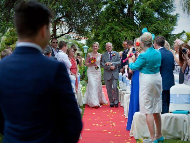 O casamento de José e Gail em Caniço, Madeira 41