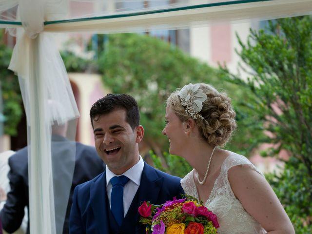 O casamento de José e Gail em Caniço, Madeira 42