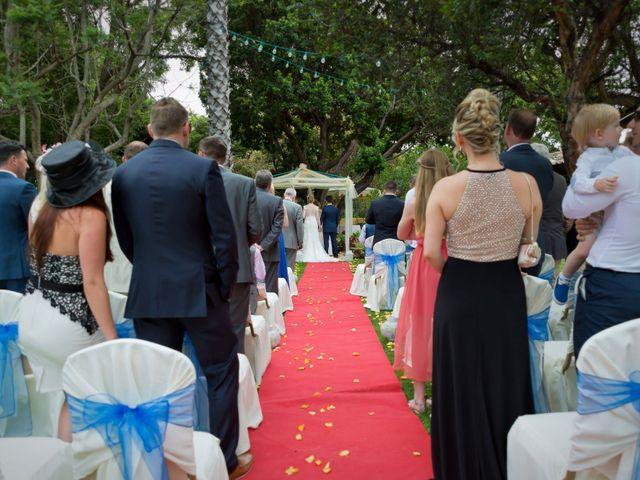 O casamento de José e Gail em Caniço, Madeira 44