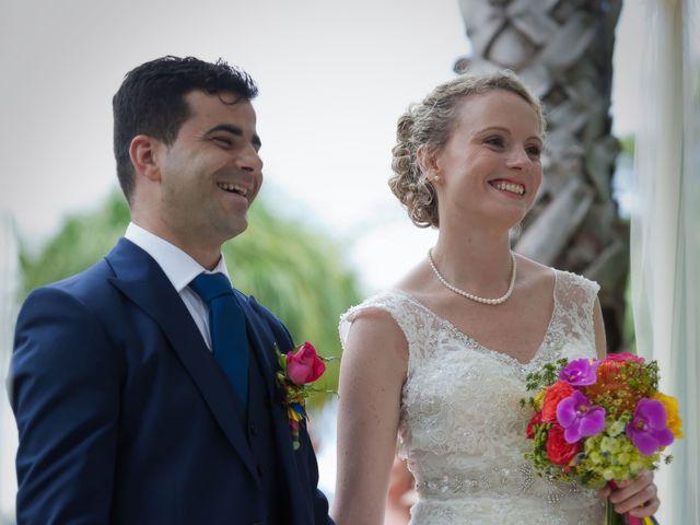 O casamento de José e Gail em Caniço, Madeira 45