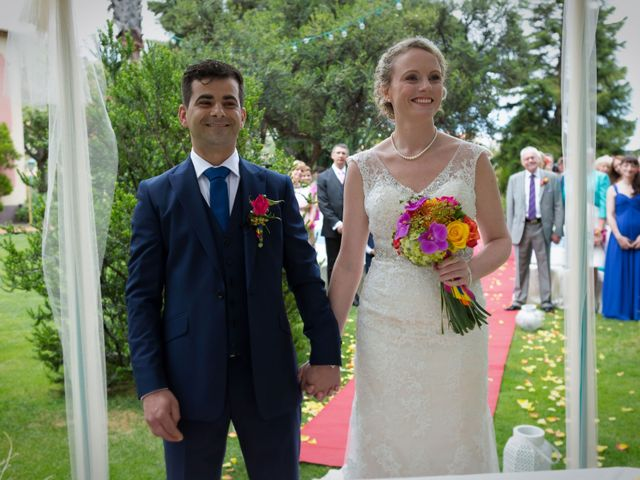 O casamento de José e Gail em Caniço, Madeira 48