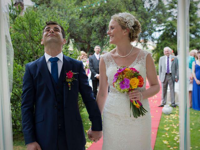 O casamento de José e Gail em Caniço, Madeira 49