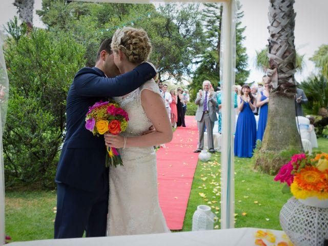 O casamento de José e Gail em Caniço, Madeira 50