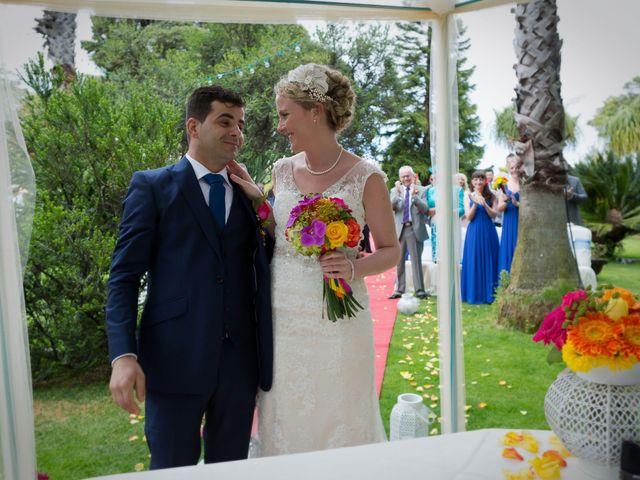 O casamento de José e Gail em Caniço, Madeira 51