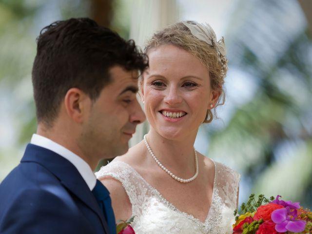 O casamento de José e Gail em Caniço, Madeira 56