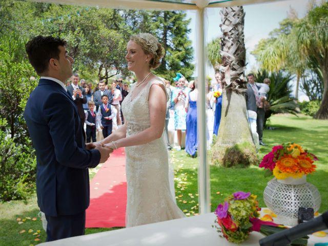 O casamento de José e Gail em Caniço, Madeira 57