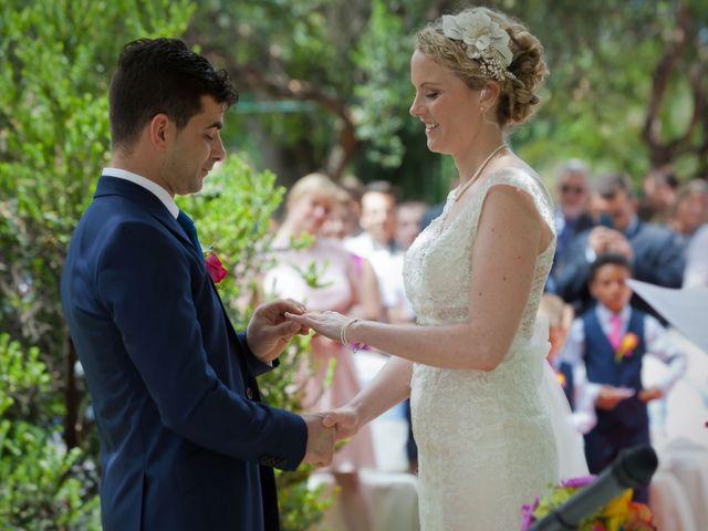 O casamento de José e Gail em Caniço, Madeira 63