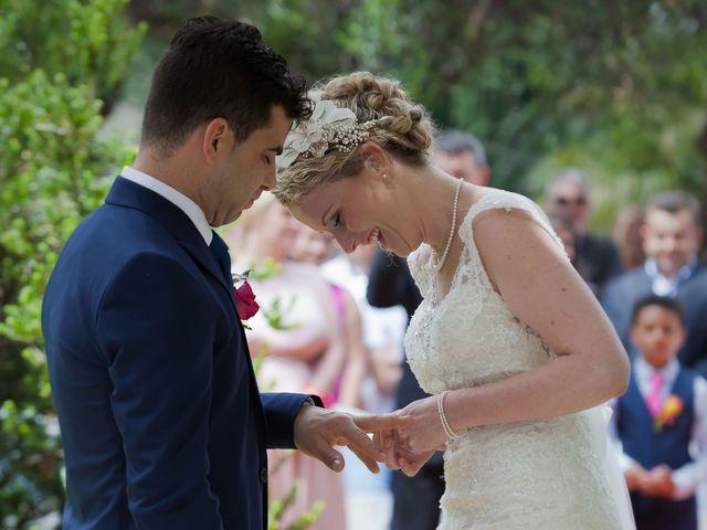 O casamento de José e Gail em Caniço, Madeira 65