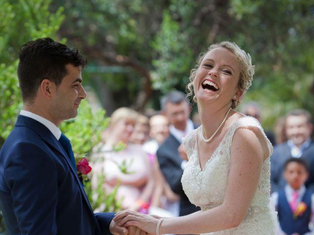O casamento de José e Gail em Caniço, Madeira 67