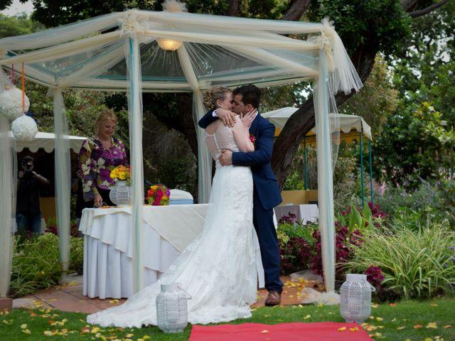 O casamento de José e Gail em Caniço, Madeira 69