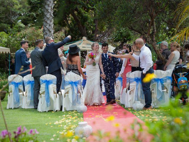 O casamento de José e Gail em Caniço, Madeira 71