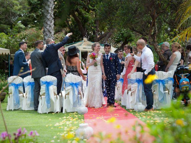O casamento de José e Gail em Caniço, Madeira 72