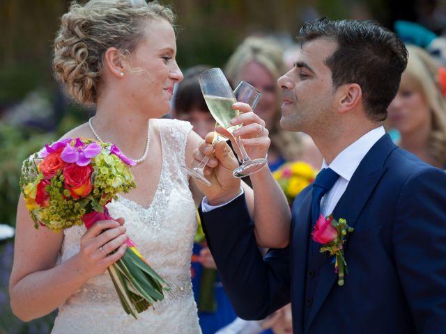 O casamento de José e Gail em Caniço, Madeira 76