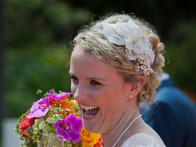 O casamento de José e Gail em Caniço, Madeira 77