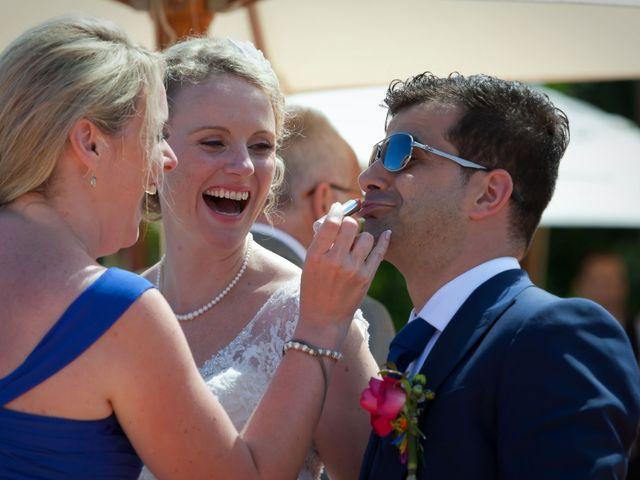 O casamento de José e Gail em Caniço, Madeira 80