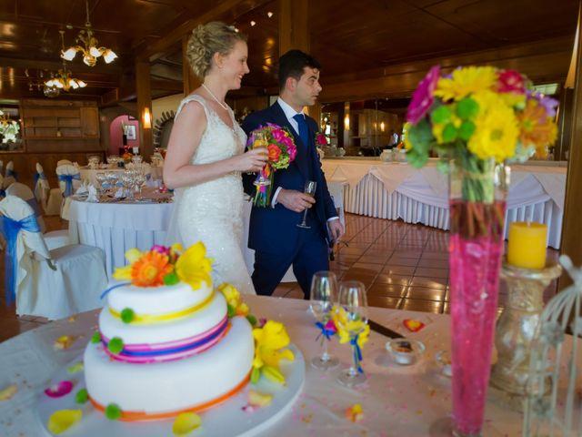 O casamento de José e Gail em Caniço, Madeira 81