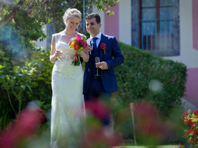 O casamento de José e Gail em Caniço, Madeira 82