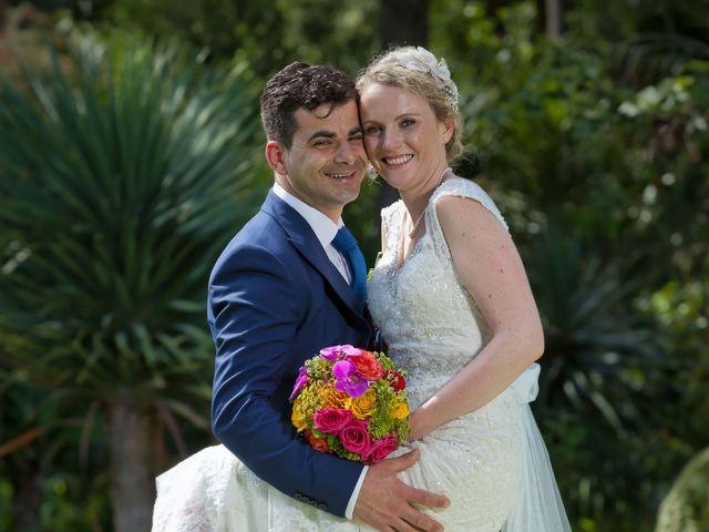 O casamento de José e Gail em Caniço, Madeira 84