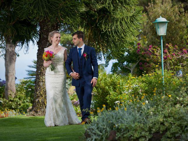 O casamento de José e Gail em Caniço, Madeira 85