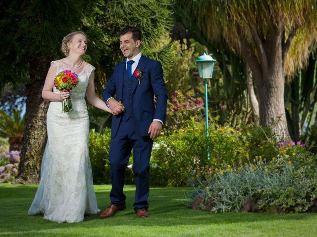 O casamento de José e Gail em Caniço, Madeira 86