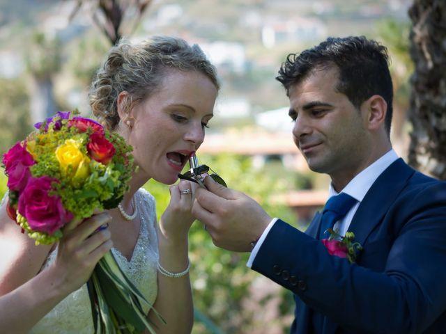 O casamento de José e Gail em Caniço, Madeira 87