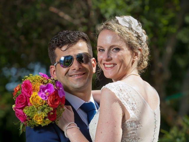 O casamento de José e Gail em Caniço, Madeira 88