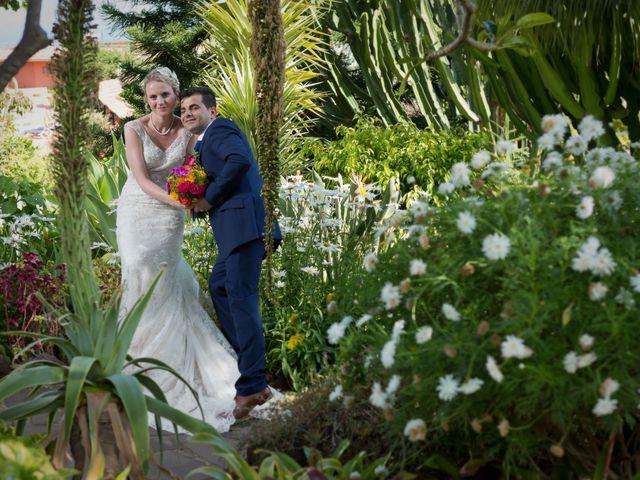 O casamento de José e Gail em Caniço, Madeira 89