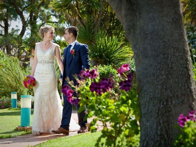 O casamento de José e Gail em Caniço, Madeira 90