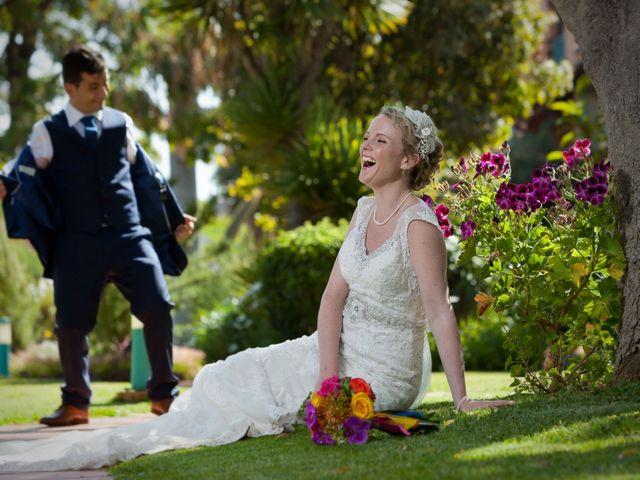 O casamento de José e Gail em Caniço, Madeira 91