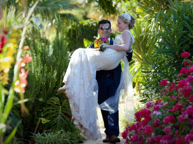 O casamento de José e Gail em Caniço, Madeira 93