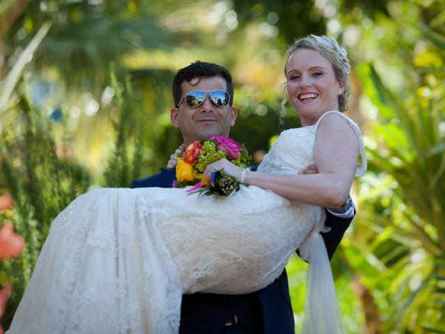 O casamento de José e Gail em Caniço, Madeira 94