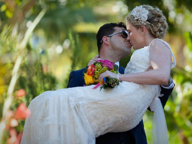 O casamento de José e Gail em Caniço, Madeira 95