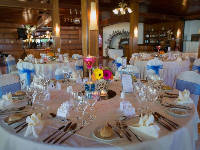 O casamento de José e Gail em Caniço, Madeira 99