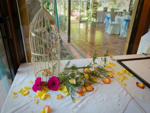 O casamento de José e Gail em Caniço, Madeira 114