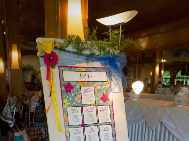 O casamento de José e Gail em Caniço, Madeira 115
