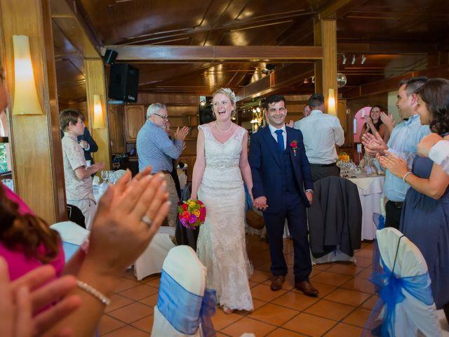 O casamento de José e Gail em Caniço, Madeira 118