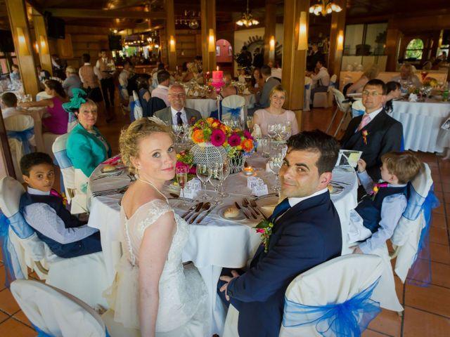 O casamento de José e Gail em Caniço, Madeira 119