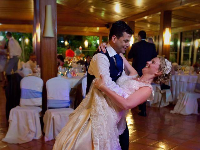 O casamento de José e Gail em Caniço, Madeira 128