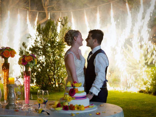 O casamento de José e Gail em Caniço, Madeira 2