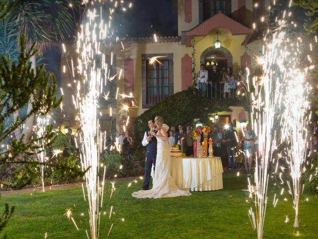 O casamento de José e Gail em Caniço, Madeira 129